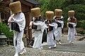Daikokuji-Sasayama Komusō Shakuhachi 大国寺(篠山市)丹波茶祭り 虚無僧 DSCF1443.jpg