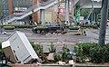 Damaged Songshan Road in Zhengzhou after Floods.jpg