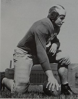 Dan Dworsky - Dworsky from 1948 Michiganensian