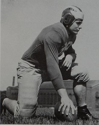 Dan Dworsky - Dworsky from 1948 Michiganensian