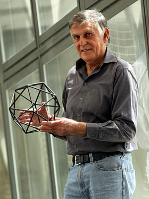 2011 in Israel - October 5: Israeli scientist Daniel Shechtman wins the 2011 Nobel Prize for Chemistry for the discovery of quasicrystals.
