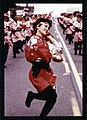 Dancer at the Northern California Cherry Blossom Festival in San Francisco's Japantown, mid 1990s.jpg