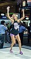 Dancing girl at E3 2012 (7351776400).jpg