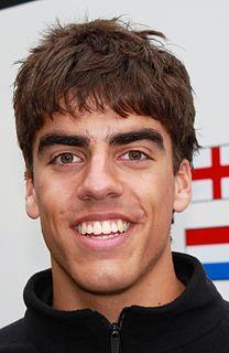 Daniël de Jong Dutch racing driver