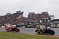 Dani Pedrosa and Valentino Rossi 2016 Sachsenring.jpg
