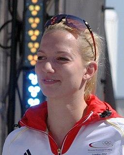 Daniela Schreiber German swimmer