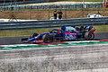 Daniil Kvyat during Hungarian Formula 1 GP.jpg