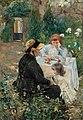 Dans le jardin (1891).jpg