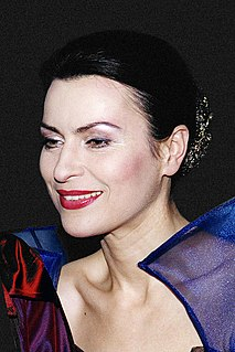 Danuta Stenka Polish actress (born 1961)