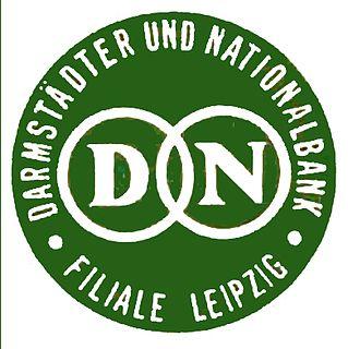 Ehemaliges deutsches Kreditinstitut