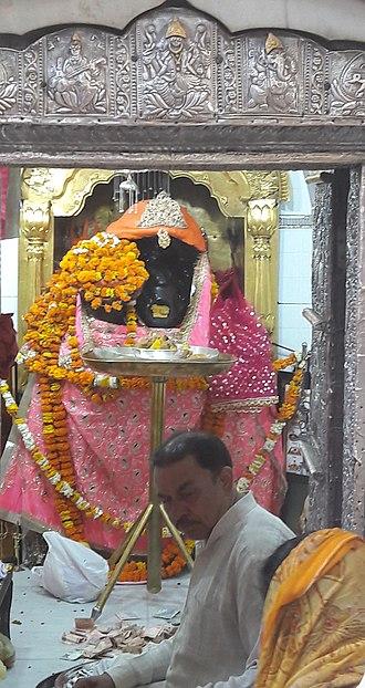 Batala - Kalidwara, (Darshan of kalimata)