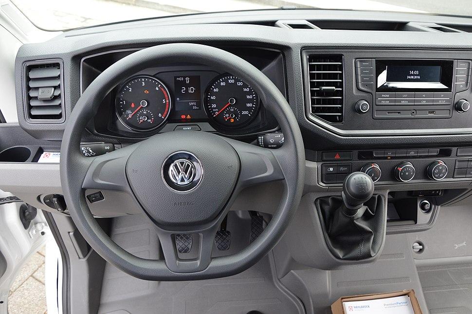 Volkswagen Crafter - Howling Pixel