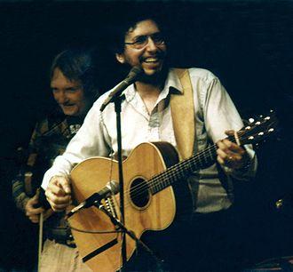 David Bromberg - Bromberg in 1984