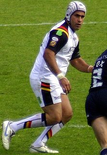 David Solomona former NZ & Samoa international rugby league footballer