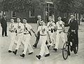 De Franse deelnemers onderweg tijdens de 26e Vierdaagse. – F40680 – KNBLO.jpg