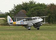 De Havilland Dragon Rapide G-AIYR