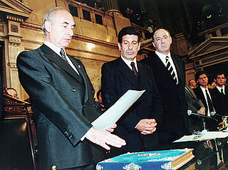 Argentine political alliance