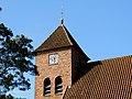 De toren van de Ursuskerk..JPG
