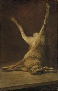 Dead Hare by Piet Mondrian.jpg