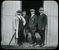 Dedication ceremony, Abraham Lincoln Birthplace National Historical Park, 1911. (e4ad5b2c7254482eb55e52e1e65cce64).jpg
