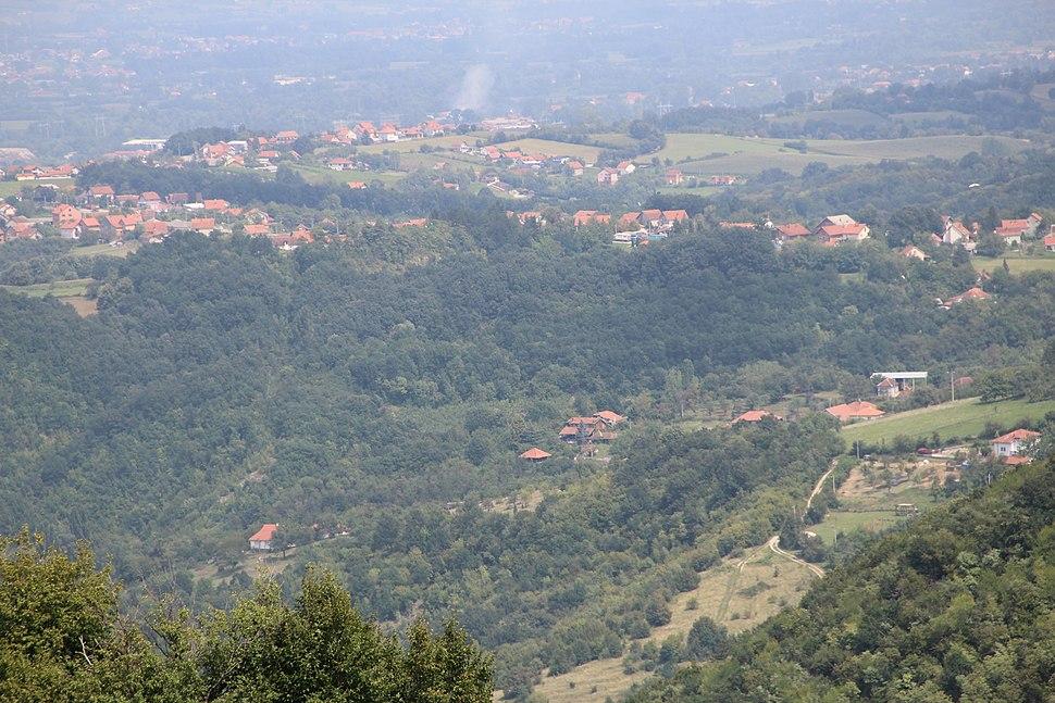 Degurić - opština Valjevo - zapadna Srbija - panorama 9