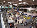 Den Haag Centraal stationshal.JPG