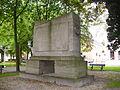Denkmal für die Gefallenen des Ersten Weltkrieges (Aurich), Joseph Hammerschmidt (September 2015) (10).JPG