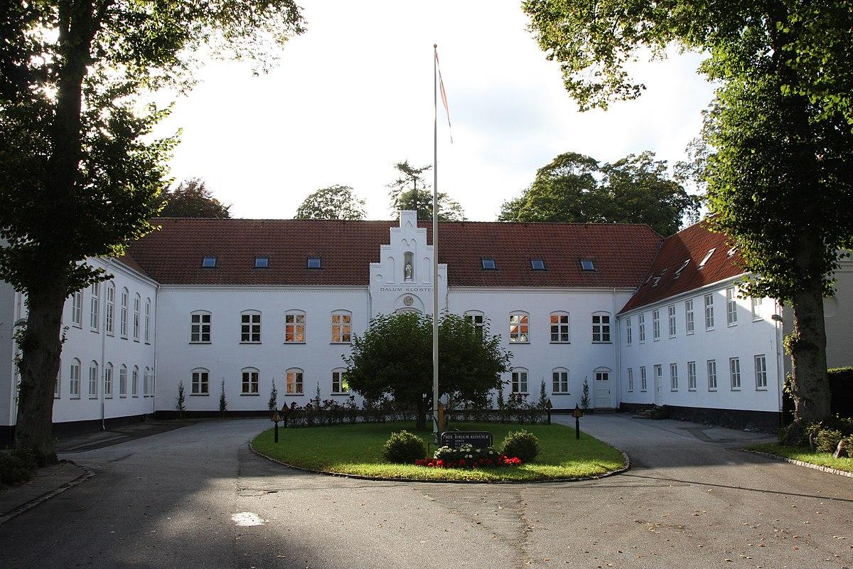 Dalum Kloster  U2013 Wikipedia
