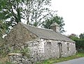 Derelict Roadside Cottage at Capel Uchaf - geograph.org.uk - 248027.jpg