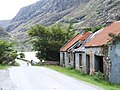 Derelict cottages, Gap of Dunloe - geograph.org.uk - 546687.jpg