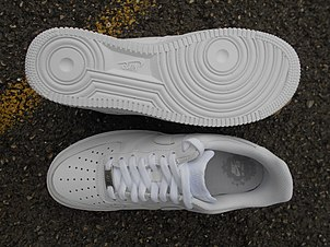 air force 1 homme cuir