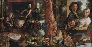 The Fat Kitchen. An Allegory