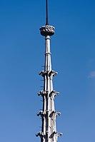 Details on Notre-Dame de Paris' spire.jpg