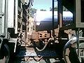 Detalhes dos vagões dos comboios no pátio de cruzamento Convenção (ZFY) - Variante Boa Vista-Guaianã km 195 em Itu - panoramio.jpg