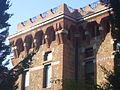 Detall d'un dels edificis de la Casa provincial de la Maternitat vist des del carrer Mejia Lequerica.jpg