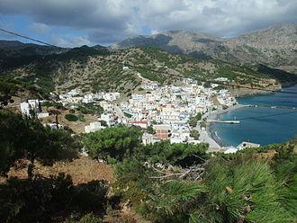 Karpathos - Diafáni village.