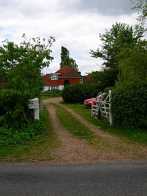 Chiddingly - Image: Dicker Mill House, Golden Cross geograph.org.uk 177461