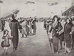 Die Pelzmode im Berliner Leben, L. Michelet & Co., 1913 (5), Flughafen Johannesthal.jpg