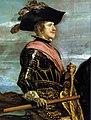 Diego Velázquez - Philip IV on Horseback (detail) - WGA24411.jpg