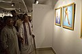 Dignitaries - Biswatosh Sengupta Solo Exhibition - Kolkata 2015-07-28 3333.JPG