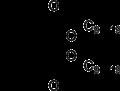 Diisononyl phthalate.png