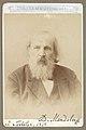Dimitrij Ivanovic Mendeleev, ante 1907 - Accademia delle Scienze di Torino 0128.jpg