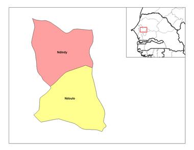 Ndoulo Arrondissement Wikipedia