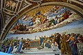 Disputation of the Holy Sacrament, Vatican Museums • Musei Vaticani (46747283822).jpg