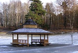 Lill-Jansskogen - Image: Djurgarden Lilljan 3