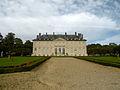 Domaine de Villarceaux - Château du haut 02.JPG