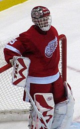 Dominik Hasek, six-time winner.