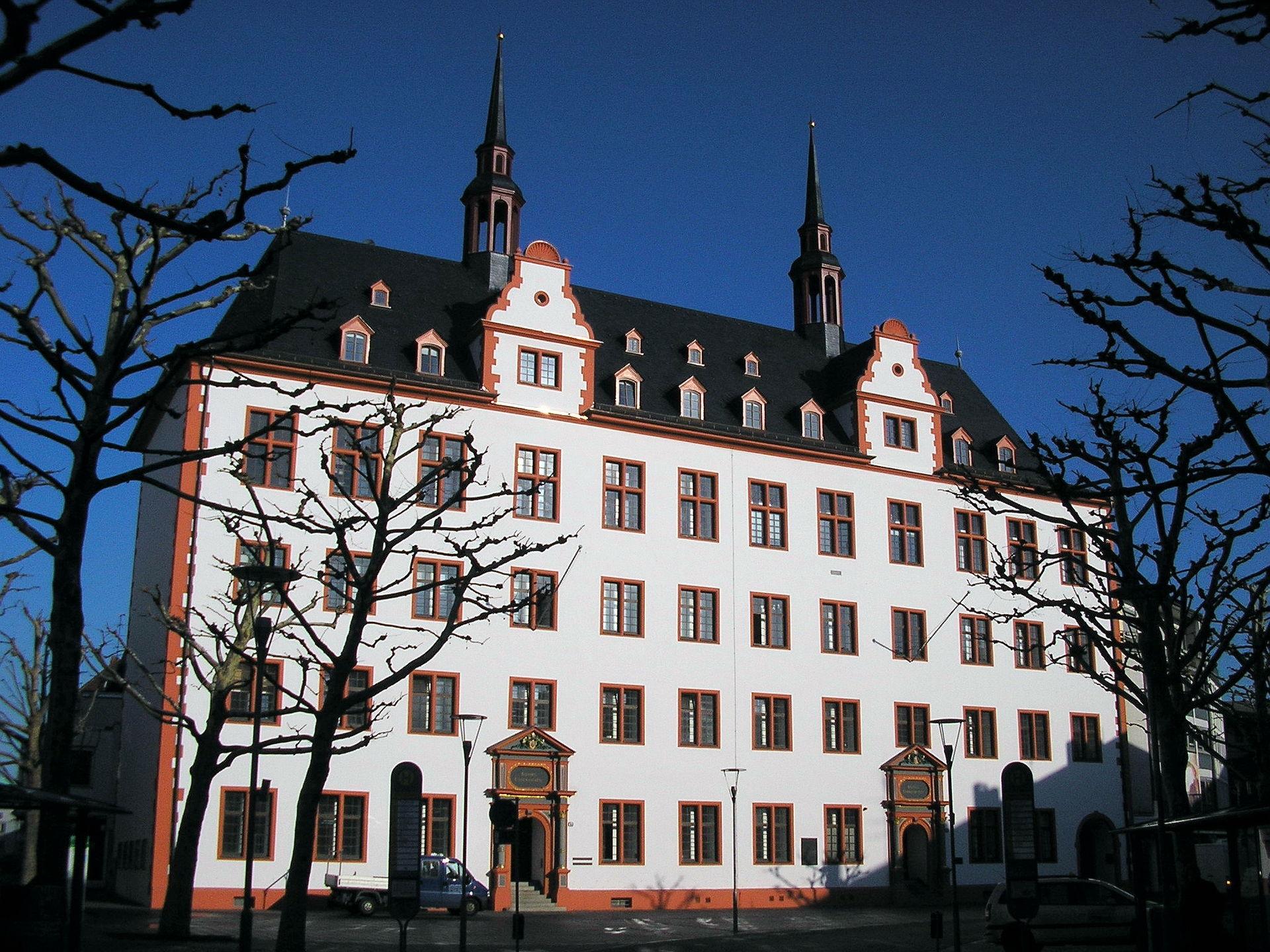 University Of Mainz