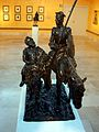 Don Quijote y Sancho Panza (Ulpiano Checa).JPG