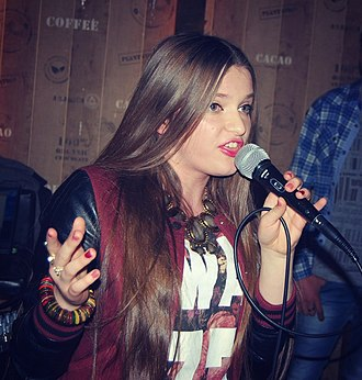 Preševo - Albanian singer Donika Nuhiu was born and raised in Preševo.